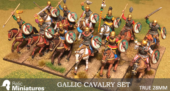 gallic-cavalry